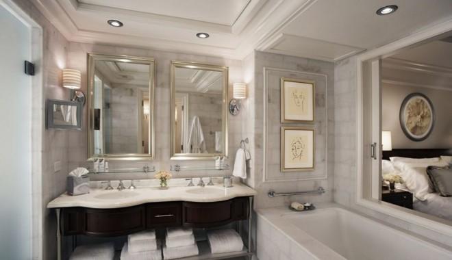 đèn trang trí phòng tắm